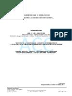 Metodo de Prueba NMX C 083 ONNCCE 2002