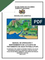 Manual Clarificacion Agua Potable