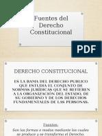 2. Fuentes del Derecho Constitucional.pptx