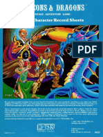 D&D 1980 [TSR Hobbies] Player Character Record Sheets.pdf