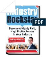 Industry Rockstar Become a Highly Paid High Profile Person in Your Industry 1