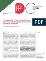 108 DPP Salud, Complejidad y Fragmentacion, Tobar, Olaviaga y Solano, 2012[1]