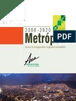 Plan Metropolitano 2008 2020