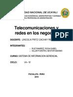 Telecomunicaciones C