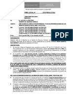 Ampliación de Licencia D. Leg. 276_