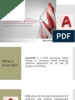 CAD01 Presentation