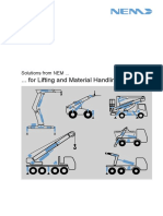 lifting machines