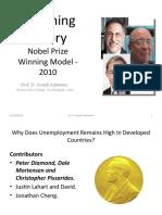 Matching Theory - Nobel Prize Winning Model