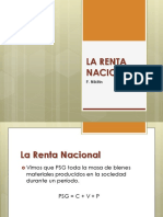 13-3-2014 La Renta Nacional (Power Point)