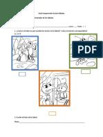 Guía de Fabulas (1).Docx