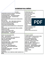 4 DOMINIOS Hoja Resumen - Marco Profesoral