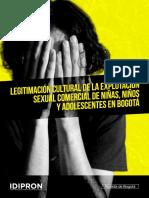 ESCNNA Mecanismos Culturales Legitimacion Informe Visual
