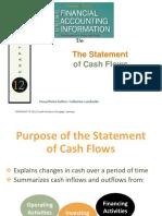 Chap 12 Cash Flows