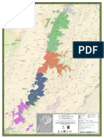 Mapa 2a - Dist Macizo Colombiano Valle Tolima