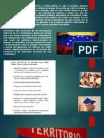 processo politico voltado para educação  na Venezuela e Brasil