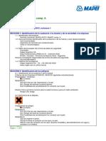 MDSD - Mapelastic Smart Comp. A