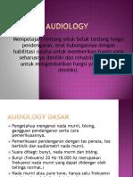 Audiology Fak Ugj