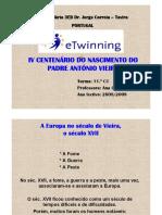 PADRE ANTÓNIO VIEIRA - Contextualização e Biografia