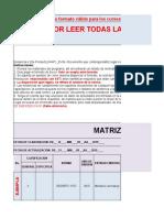 Matriz Legal 2019 Septiembre
