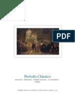 Sonatas -  Periodo Clássico