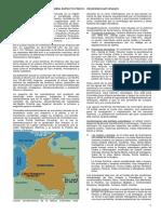 Colombia Aspecto Físico, Regiones y Poblacion