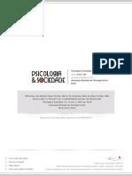 Texto 04 - SÍLVIA LANE E O PROJETO DO COMPROMISSO SOCIAL DA PSICOLOGIA