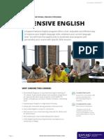 Intensive English