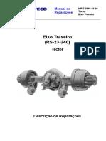 MR 07 Tector Eixo Traseiro RS-23-240 - Português