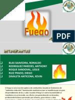Grupo 4 Fuego
