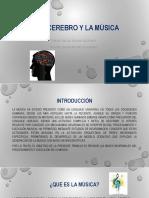 Cerebro y la musica