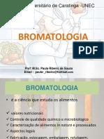 01 -Aula de Introdução à Bromatologia - Copia