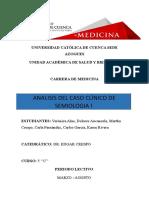 Neumologia Caso Semiologia