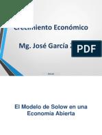 Modelo de Solow - Economía Abierta