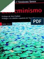 (_)Vandana Shiva - Ecofeminismo.