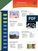 Solar Product Brochure - Final