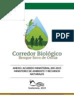 Acuerdo 200-2015 Ministerio de ambiente y Recursos Naturales