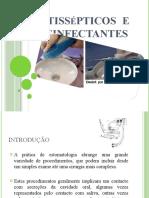 AntissÉpticos e Desinfectantes