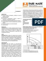 Retardante Plastificante Para Concreto - Faircrete r2