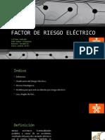Factor de Riesgo Eléctrico (Lilina)