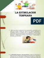 Presentacion Clase Estimulacion Temprana