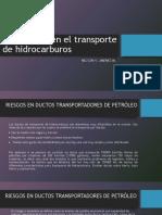 Fenómenos en El Transporte