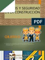 Diapositiva de Riesgo
