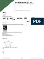 [Lista] Ângulos e Fundamentos Da Geometriapdf