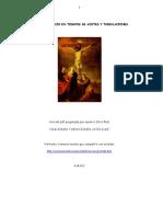 Devoto Ejercicio en Tiempos de Azotes y Tribulaciones