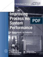 EERE Improving Proc Heating Systems Performance