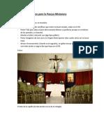 Elementos litúrgicos