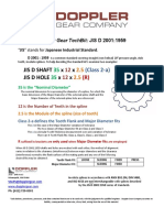 DopplerGear TechBit JIS D 2001-1959-Splines(2)