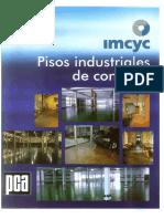 Pisos Industriales de Concreto - IMCYC (2007)