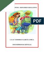 Plan de Refuerzo para los aprendizajes no adquiridos