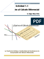 Activity 1-1 Intro Differential Calculus